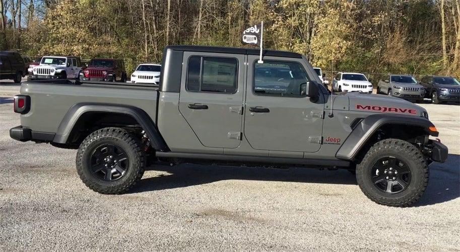 2021 jeep gladiator mojave 4x4 valparaiso in | chesterton